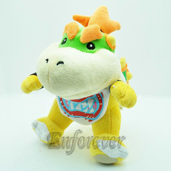 Super Mario Bros BOWSER Soft Plush Toy Doll^MT95