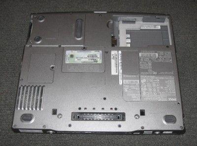 Dell Latitude D610 Notebook Laptop Parts/Repair